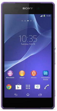 Sony Xperia Z2 D6503 Purple РСТ