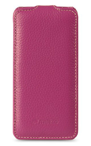 Чехол Melkco Leather Case для Samsung Galaxy Note 2 N7100 Jacka Type Purple