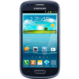 Samsung I8190 Galaxy S III mini 8Gb Blue РСТ