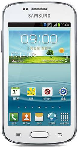 Samsung I8262 Galaxy Core White