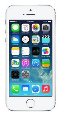 Apple iPhone 5S 16Gb Silver (ME433RU/A) LTE 4G
