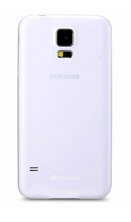 Накладка на заднюю часть Melkco Air Superslim для Galaxy Galaxy S5 G900 Transparent