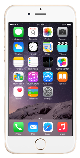 Apple iPhone 6 128Gb (A1586) 4G LTE Gold