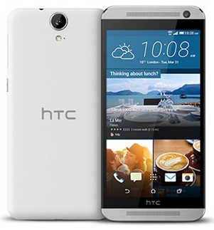 HTC One E9 32Gb Dual Sim Silver/White