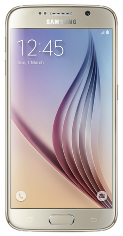 Samsung G920F Galaxy S6 64Gb LTE Gold