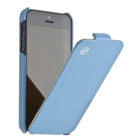 Чехол для Apple IPhone 5C Hoco Duke Case Leather Case Blue