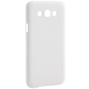 Nillkin Super Frosted Shield для Samsung Galaxy E7 E700 White