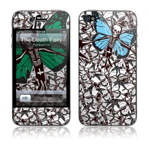 GelaSkins The Death Fairy for IPhone 4