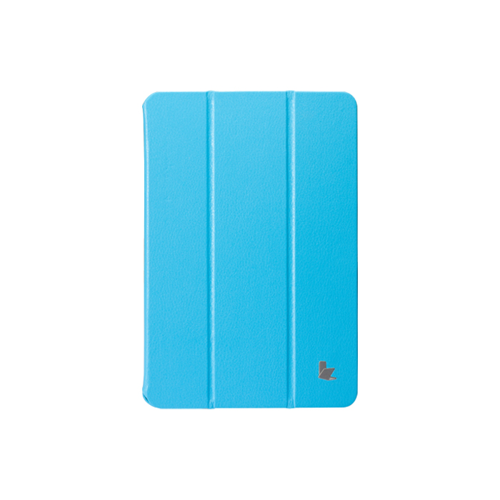 JisonCase Premium Leatherette для Samsung Galaxy Tab 3 8.0 Blue