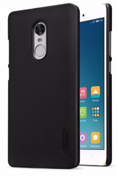 Nillkin Super Frosted Shield для Xiaomi Redmi Note 4/ Note 4x Black