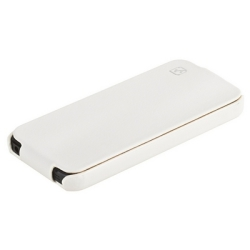 Чехол для Apple IPhone 5 Hoco Case Leather Case White