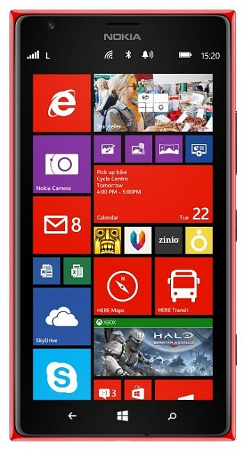 Nokia Lumia 1520 Red РСТ