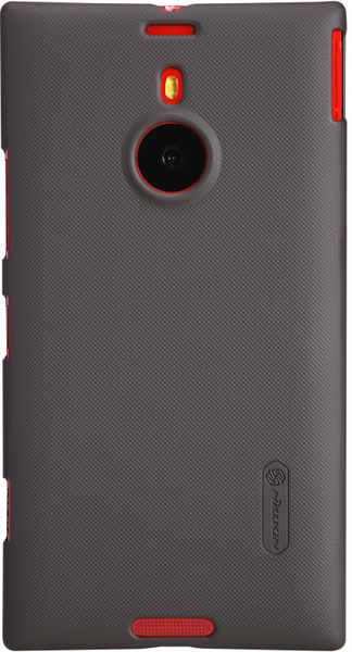 Чехол Nillkin Super Frosted Shield  для Nokia Lumia 1520 Brown