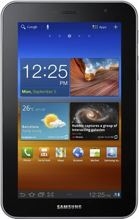 Samsung Galaxy Tab 7.0 Plus P6200 16GB Pure White