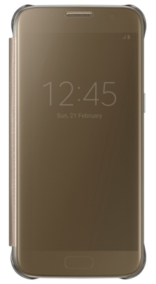 Чехол Samsung EF-ZG935CFEGRU для Samsung Galaxy S7 Edge G935F/G935FD Gold
