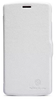 Чехол Nillkin Fresh Series Leather Case  для Nexus 5 white