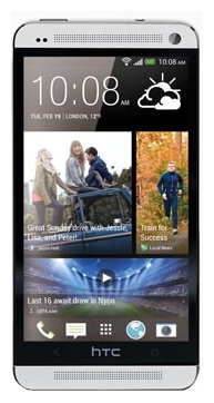 HTC One 4G LTE 32 Gb Silver