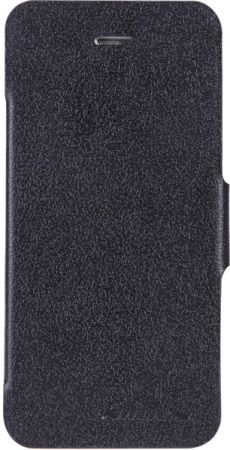 Чехол Nillkin Fresh series leather case  для IPhone 5/5S Black