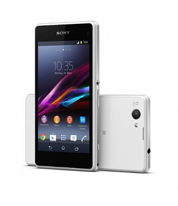 Sony Xperia Z1 D5503 4G LTE Compact + Док-станция DK32 White