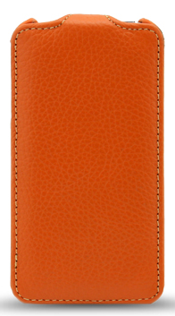 Чехол Melkco Leather Case for Sony Xperia Z2, D6502, D6503, D6543 Orange