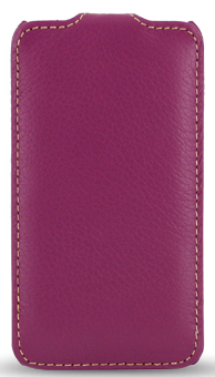 Чехол Melkco Leather Case для HTC One M8 Purple