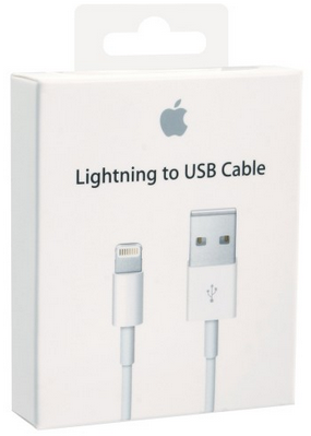 Кабель Lightning USB Apple (1m) MD818ZM/A orig