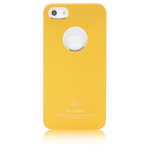 Чехол Power Support Air Jacket for iPhone 5 / 5S Gold