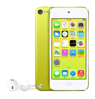 Apple iPod touch 5 16Gb Yellow