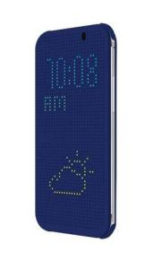 Чехол HTC One E8 HC M110 Ace Dot Flip case Blue orig.
