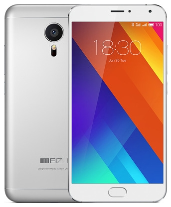 Meizu MX5 32Gb LTE Silver/White