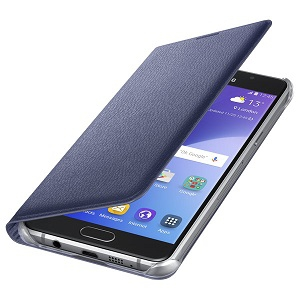 Чехол Acqua Wallet Extra для Samsung Galaxy A3 (2016) A310F Black