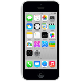Apple iPhone 5C 32Gb (A1532) White 4G LTE