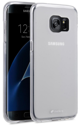 Melkco Poly Jacket TPU Case для Samsung Galaxy S7 G930F/G930FD Transparent Mat