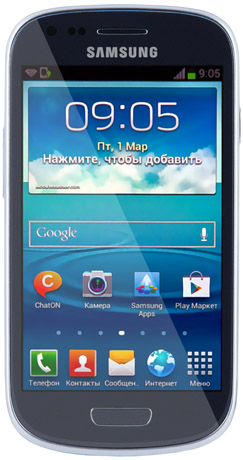 Samsung I8190 Galaxy S III mini 8Gb Grey