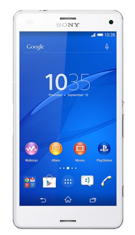 Sony Xperia Z3 Compact D5803 LTE White РСТ
