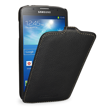 Чехол TETDED Premium Leather Case для Samsung Galaxy S4 / IV / I9500 / I9505 / Active I9295 i537 Troyes Black
