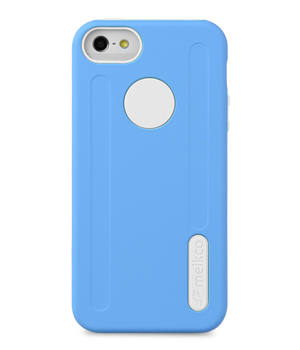 Накладка на заднюю часть Melkco Double Layer Case Kubalt Type для Apple iPhone 5 Blue/White