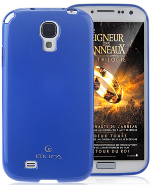 IMUCA для Samsung Galaxy S4 I9500 синий