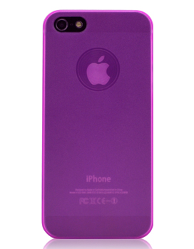 Бампер EIMO для Apple IPhone 4s purple