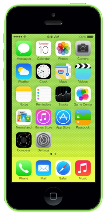 Apple iPhone 5C 16Gb Green (A1529) 4G LTE