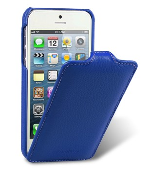 Чехол Melkco Leather Case for Apple iPhone 6 4.7 Jacka Type Blue