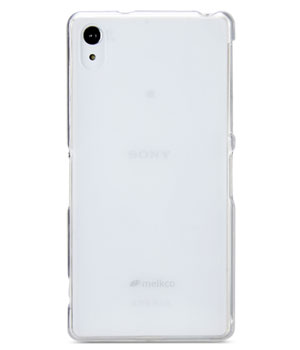 Накладка на заднюю часть Melkco Poly Jacket TPU Case для Sony Xperia Z2 D6503 Transparent Mat