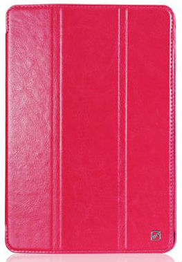 Чехол HOCO Crystal Leather Series IPad mini / IPad mini 2 Retina Rose Red