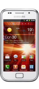 Samsung I9001 Galaxy S Plus Pure White