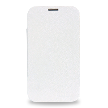 Чехол TETDED Premium Leather Case для Samsung Galaxy S3 / SIII Mini I8190 Dijon II White