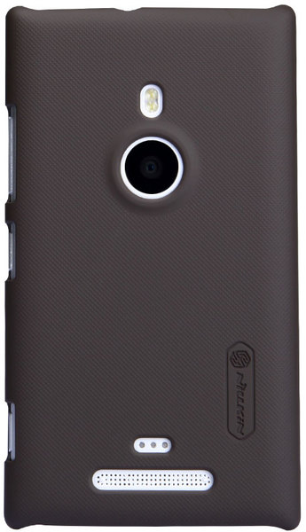 Чехол Nillkin Super Frosted Shield  для Nokia Lumia 925 Brown
