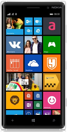 Nokia Lumia 830 LTE Orange РСТ