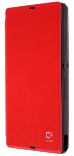 Uniq для Sony Xperia Z C2 SXZGAR-C2RED Cool in Red