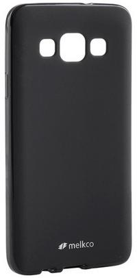 Melkco Poly Jacket TPU Case для Samsung Galaxy A7 A700 Black Mat