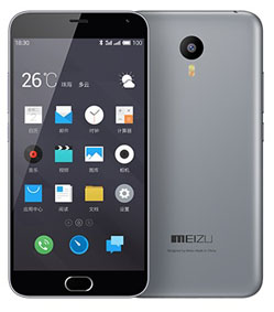 Meizu M2 Note 16Gb Gray РСТ